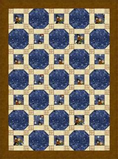 Free Quilt Patterns for Beginning to Experienced Quilters: Stars Through the Windows