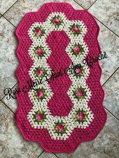 Crochet Art, Crochet Home, Crochet Doilies, Free Crochet, Crochet Mandela, Christmas Crochet Patterns, Crochet Table Runner, Loom Knitting, Diy And Crafts