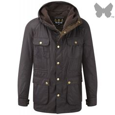 Barbour are the epitome of British style. Shop the latest collection including jackets, coats jumpers & footwear at Country Attire, with free delivery*. Barbour Mens, Barbour Jacket, Country Attire, British Style, Military Jacket, Raincoat, Mens Fashion, Men's Jackets, Clothes