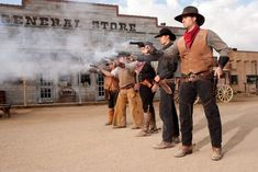 18 Places To Experience The Old West In Arizona