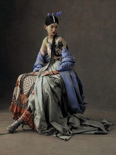 The Peking Opera (Harper's Bazaar China)