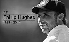 Cricketer Phillip Hughes passes away