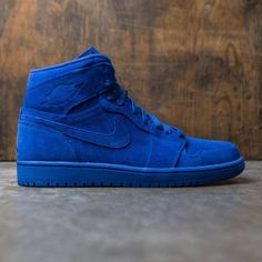 404ed89cbcb2 Air Jordan 1 Retro High Men (team royal   team royal)