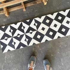 What do you think mismatched or matched? @homesby1962 shares their #CleTile styling process. The winner for last weeks like to win is @dribk. Congrats! by cletile