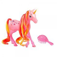 Unicornul Roz Barbie Si Usa Secreta