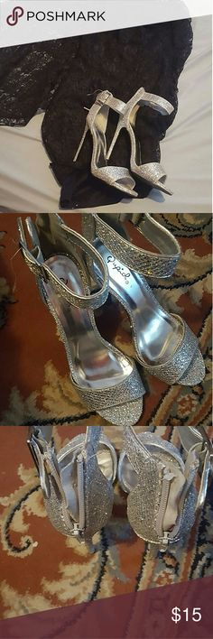Sparking heels Be a show stopper in these gorgeous heels! Shoes Heels
