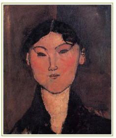 Modigliani 1915 Rosalia -Tobia Private collection Paris
