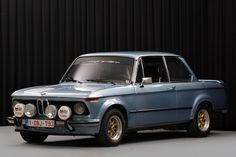1973 BMW 2002  - rally - weber 45 - 5 speed - very reliable