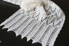 Free Pattern: Happy Katarina Shawl by Olga Jamovidova