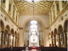 I went to school here! St. Anthony of Padua Church (and school of the same name.) New Orleans, LA