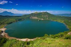 Cráter del volcán Taal  Filipinas | Viajes - Todo-Mail