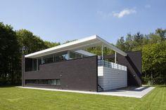 Ed Bergers Architecten (Project) - Villa Berghof - PhotoID #235706 - architectenweb.nl