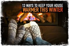 With record lows expected this winter and the average cost for heating your home on the rise, finding ways to keep your house warm and save a few bucks at the same time can be a godsend. By using the tips at the article below not only can you save some money, but they will … Continue reading »