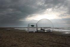 bedroom bubble outside - Google Search