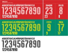 Football Fonts, Mexican Mac And Cheese, T Set, Fifa, Toms, Sports, Design, Hs Sports, Sport