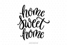 Svg files Home sweet home Svg cut files Quote svg Home