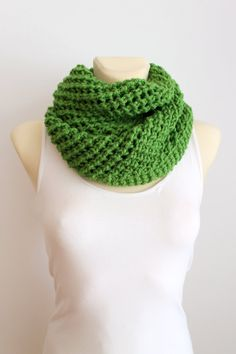 SALE Super Chunky Scarf  Women Fashion Accessories  by LocoTrends