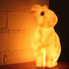 Heico lámpara conejo - decoración y seguridad - en casa - Limobebe, Barcelona. Tienda para bebes de 0 a 2 años y premamá.
