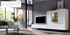 Sencillez y Pureza #MueblesKazzano #Kazzano #Salones #Comedores #Salón #Comedor #MueblesModerno #deco #deocración #decoracion #decoration #decorationideas #diseño #interiordecor #Royal #KazzanoRoyal #mueblesalon #Marmol #Mueblelacado #Blancobrillo