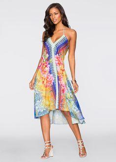 Jurk geel - BODYFLIRT boutique nu in de onlineshop van bonprix.nl vanaf ? 39.99 bestellen. Deze jurk brengt je meteen in zomerstemming! De diepe ...