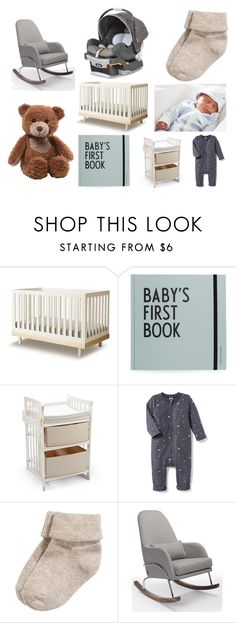"""""""Baby"""" by maddyb202 ❤ liked on Polyvore featuring interior, interiors, interior design, home, home decor, interior decorating, Oeuf, Stokke, Old Navy and CHICCO"""