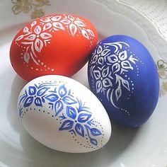 Vlastenecké Velikonoce?:o) A proč  ne...