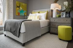 Guest Bedroom Pictures From HGTV Smart Home 2015 | HGTV