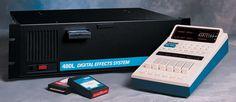 Lexicon 480L with LARC remote