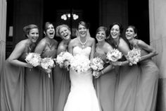 A moment with the girls.   Robyn Rachel Photography   Kenneth Winston: Premiere Exclusive #kennethwinston #realbride
