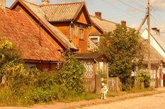 Cottages, Polish, Cabin, House Styles, Home, Decor, Fotografia, Cabins, Vitreous Enamel