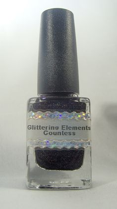 Glittering elements countess - one mani $5.50. (Britt-Lynn)