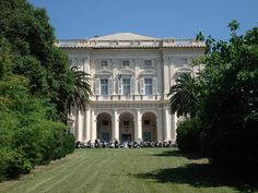 Albaro-Genova   Villa Giustiniani Cambiaso