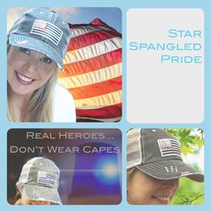 Cant get enough of these summer trucker hats for women