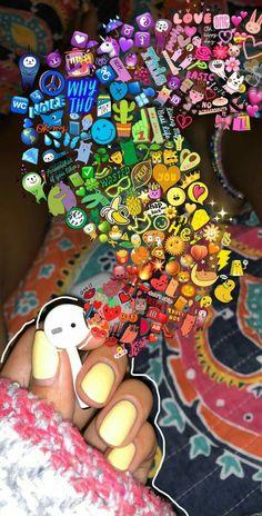 45 Ideas Artsy Wallpaper Iphone Art For 2019 Cute Emoji Wallpaper, Cute Wallpaper Backgrounds, Tumblr Wallpaper, Aesthetic Iphone Wallpaper, Cute Wallpapers, Aesthetic Wallpapers, Wallpapers Tumblr, Heart Wallpaper, Artsy Bilder