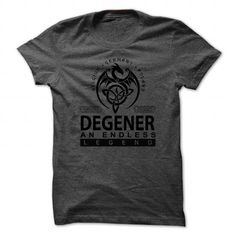 awesome It is a DEGENER t-shirts Thing. DEGENER Last Name hoodie