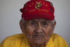 Laatste Navajo-indiaan overleden die code tijdens WOII kraakte.