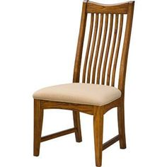 Shop for Intercon Pasadena Revival Solid Oak Mission Dining Chair (set of 2). Get free shipping at Overstock.com - Your Online Furniture Outlet Store! Get 5% in rewards with Club O! - 16566556