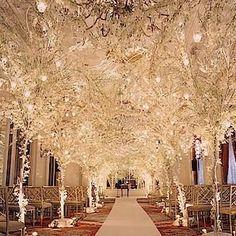 Fairy Tale Wedding Reception Ideas | Themes~Fairytale