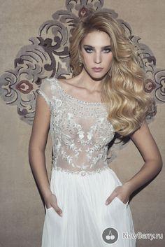 Свадебная коллекция платьев Dany Mizrachi 2015