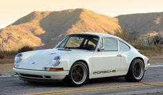 Singer Porsche 911, a bit vulgar but I love it