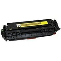 Hoffman Technologies 545-12A-HTI Laser Toner Cartridge Replacement for HP 305A CE412A - 2600 Pages Yield - Yellow