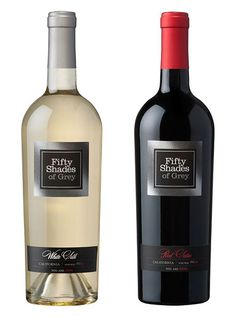 E L James launches 'Fifty Shades of Grey' wine | EW.com