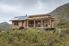 Houtema River Cabins — Two privately owned cabins on the Palmiet River Open Fires, Gas Fires, River Cabins, Composting Toilet, Door Steps, Emergency Lighting, Open Plan Kitchen, Salt And Water, Double Bedroom