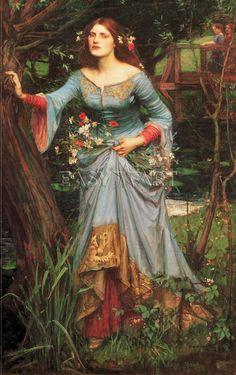 Bildresultat för prerafaeliterna