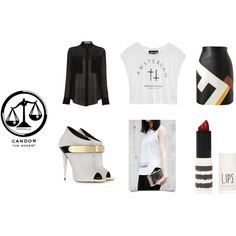 A fashion look from August 2013 featuring T By Alexander Wang blouses, Fendi mini skirts and Giuseppe Zanotti ankle booties. Browse and shop related looks.