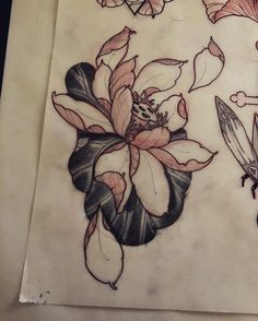 This lotus is up for grabs. I have time tomorrow at 2pm and friday or some more days next week #tat #tattoo #tattoos #tattoosketch #tattoodesign #inked #perth #wa #australia #art #drawing #sketch #flash #tattooflash #neotraditional #neotrad #neotradsub #thebesttattooartists #supportgoodtattooers #japanesetattoosub #tattooistartmag #skinartmag #irezumicollective #oldlines #tattoodo by akostattoo
