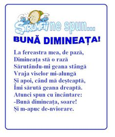 Lumea lui Scolarel...: Clasa strumfilor (materiale pentru decorarea sălii de clasă) Kids Poems, Kids Reading, Infant Activities, Kids Education, Nursery Rhymes, Classroom Management, Preschool Activities, Kids And Parenting, Back To School
