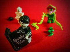 Do you want to read some scary story?  #lego #legominifigures #photooftheday #photography #photo #legoart #followme #legophotography #bricknetwork #instagood #toptoyphotos #legogram #vitruvianbrix #brickstagram #brickcentral #legofan #scary #scarystory #story #bookstagram #book #books #bookstore #monster #monsters #red #skeleton #spider #snake #spooky