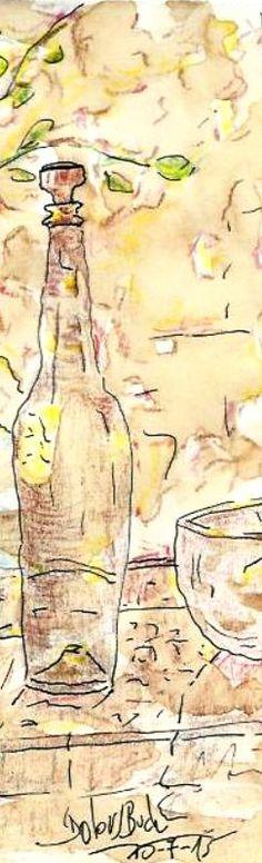 Entre dos silencis, d'Aurora Bertrana  10-7-15  Punt s cafè i colors