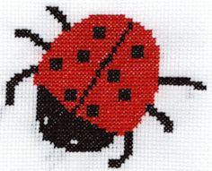 Yiota's Cross Stitch: New ladybug free cross stitch pattern